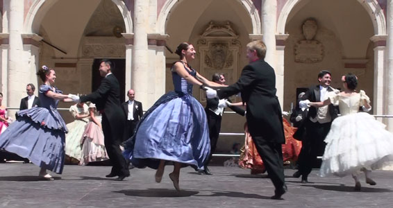 Russianmazurkaquadrille on Waltz Dance Steps