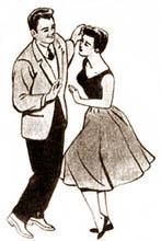 Teen Dances of the 1950s