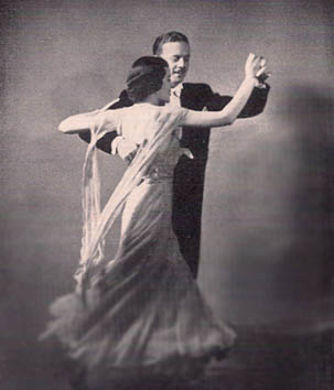 Evolution Of English Ballroom Dance Style