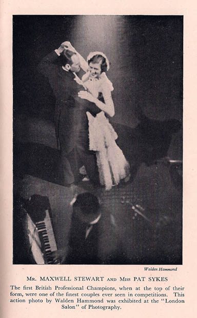 old british couples evolution of english ballroom dance style