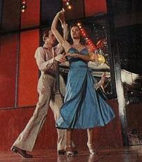 Disco on Swing Dance Steps