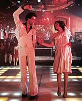 1970s Disco Dancing