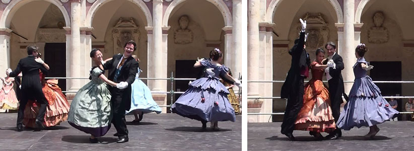 Tripletgq on Waltz Dance Steps